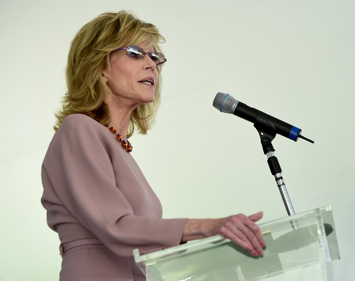 Jane Fonda Reveals Mother Suffered Sexual Abuse