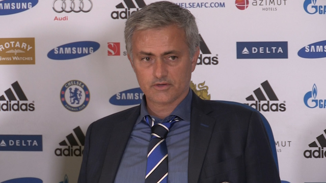 Mourinho Looks Towards Champions League After Win at Villa