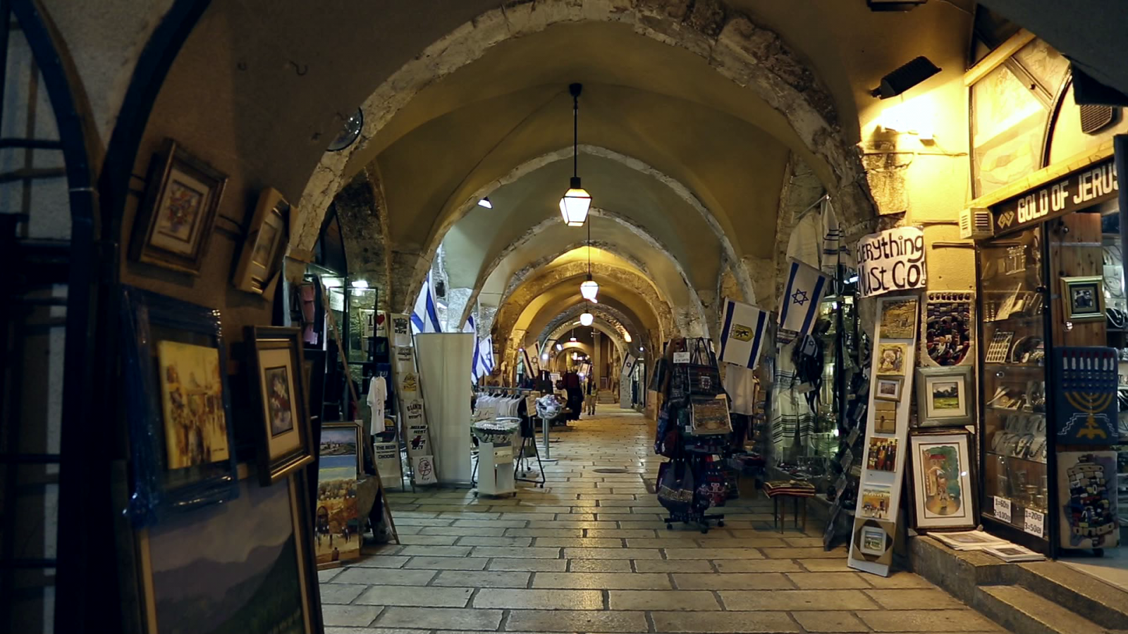 Inside Israel Diary: Behind the Veil of Jerusalem's Old City