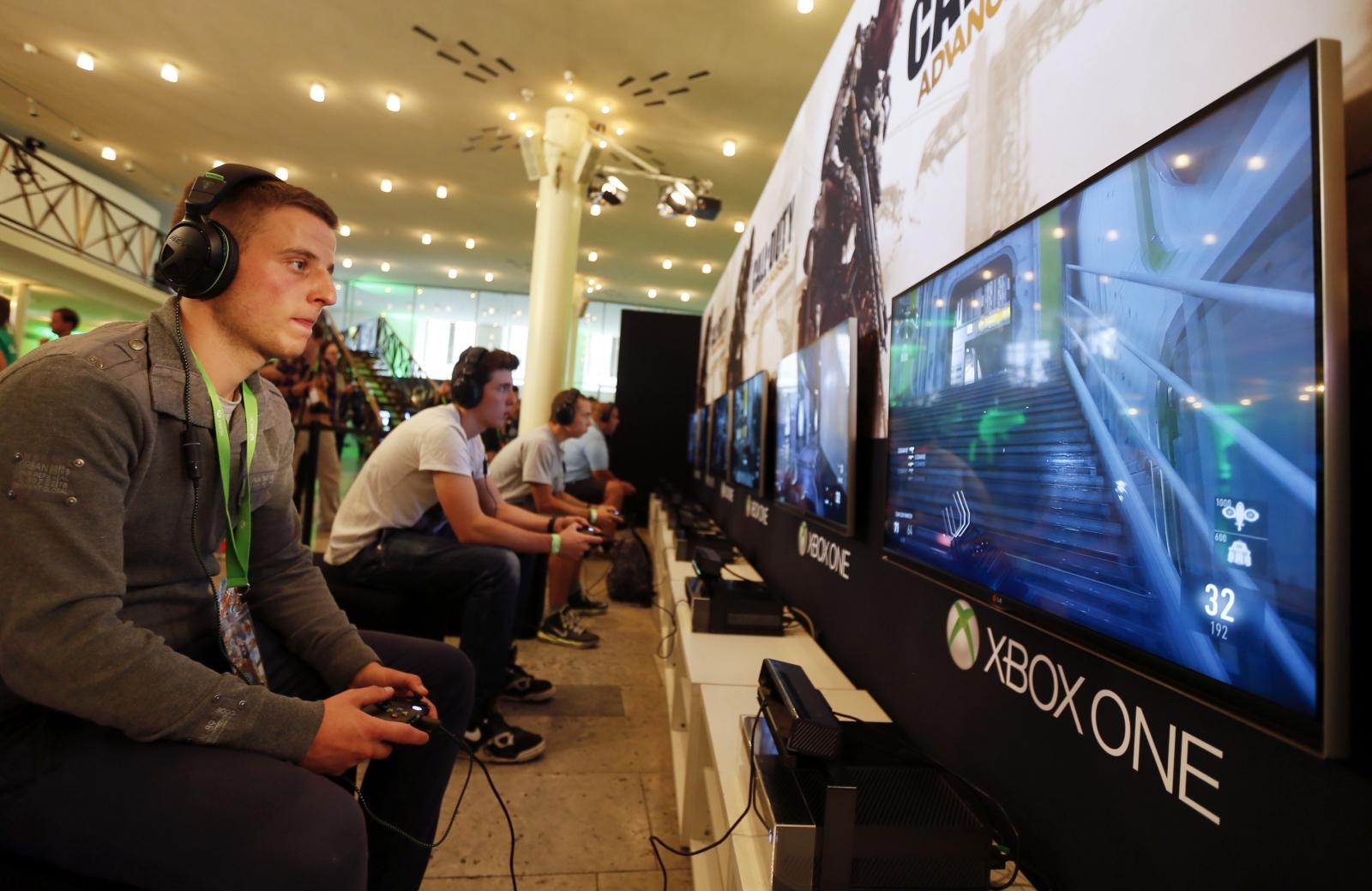 Microsoft Xbox One And us