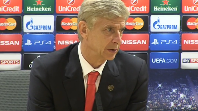 Wenger Praises Welbeck and the Team after Galatasaray Win