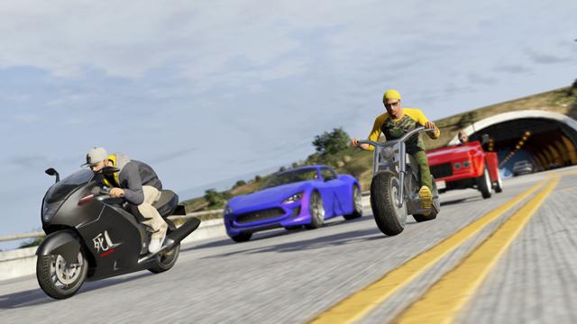 Bikes Gta 5 Online GTA Online Update Last