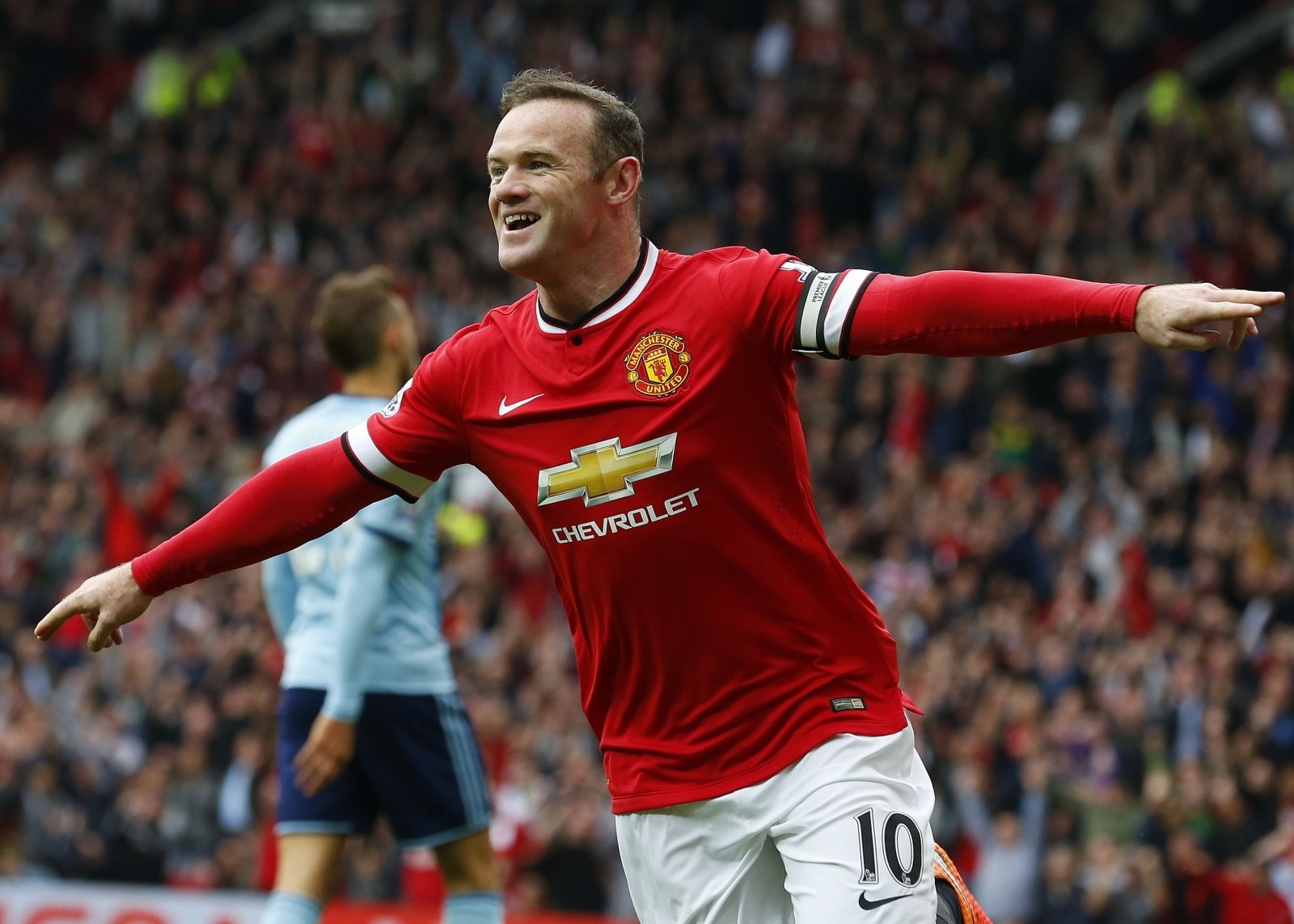 Wayne Rooney 10 Wayne Rooney is doubtful for the clash against Manchester City Getty