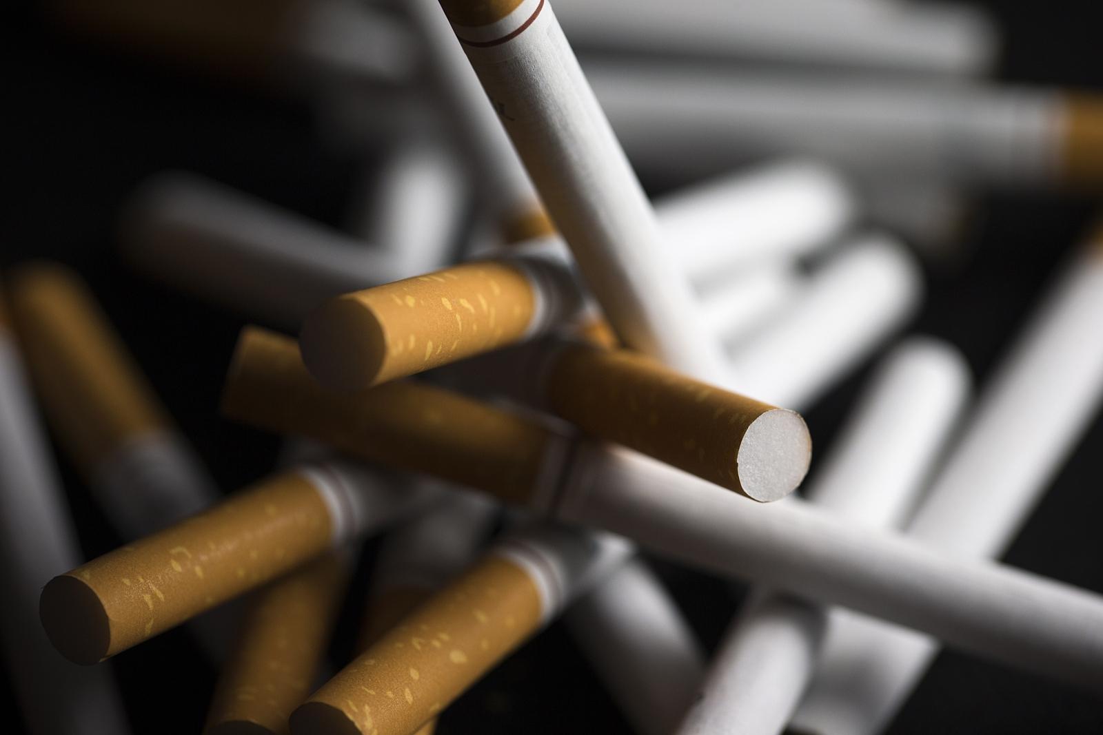 E cigarette cartridges nicotine free