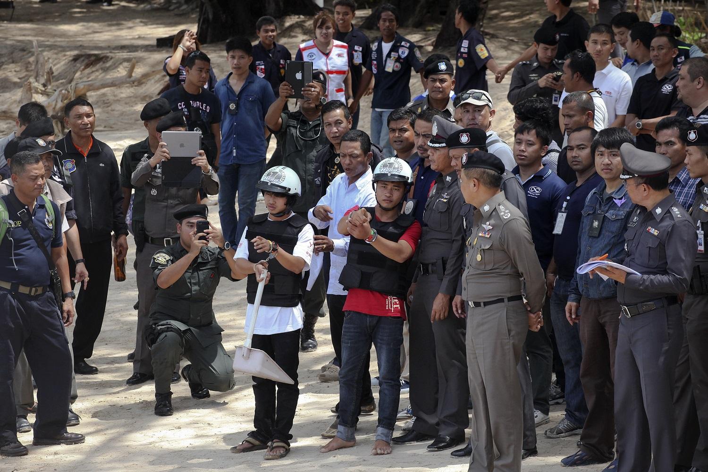 Thailand murder