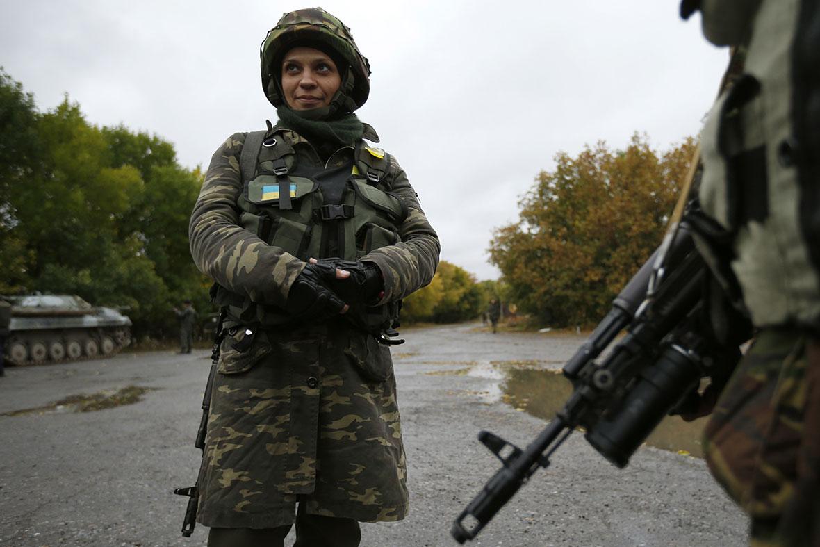 Украинские воины отбили нападение вражеской ДРГ в районе Ясиноватой, - спикер АТО - Цензор.НЕТ 6677
