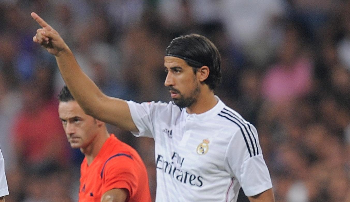 Un poderoso club italiano 'rescata' a Khedira, que se aleja del Schalke 04