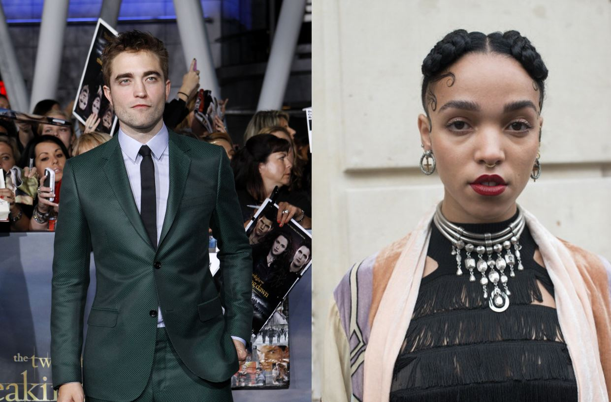 who is robert pattinson dating right now