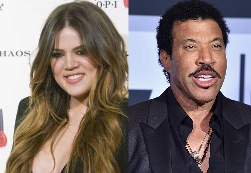 Lionel Richie Daughter Khloe Kardashian