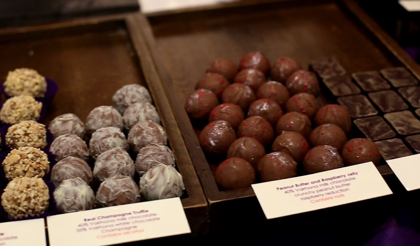 London Chocolate Show 2014 Highlights