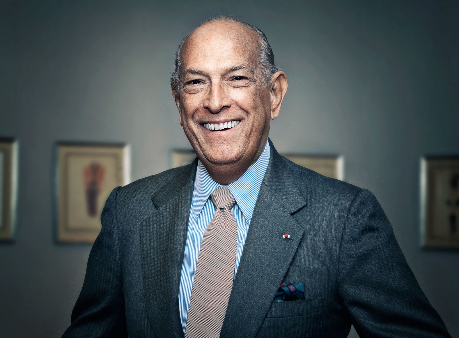 Hollywood Mourns Oscar de la Renta