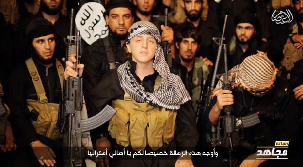Australia's Ginger Jihadist: Sydney Teenager Abdullah ...