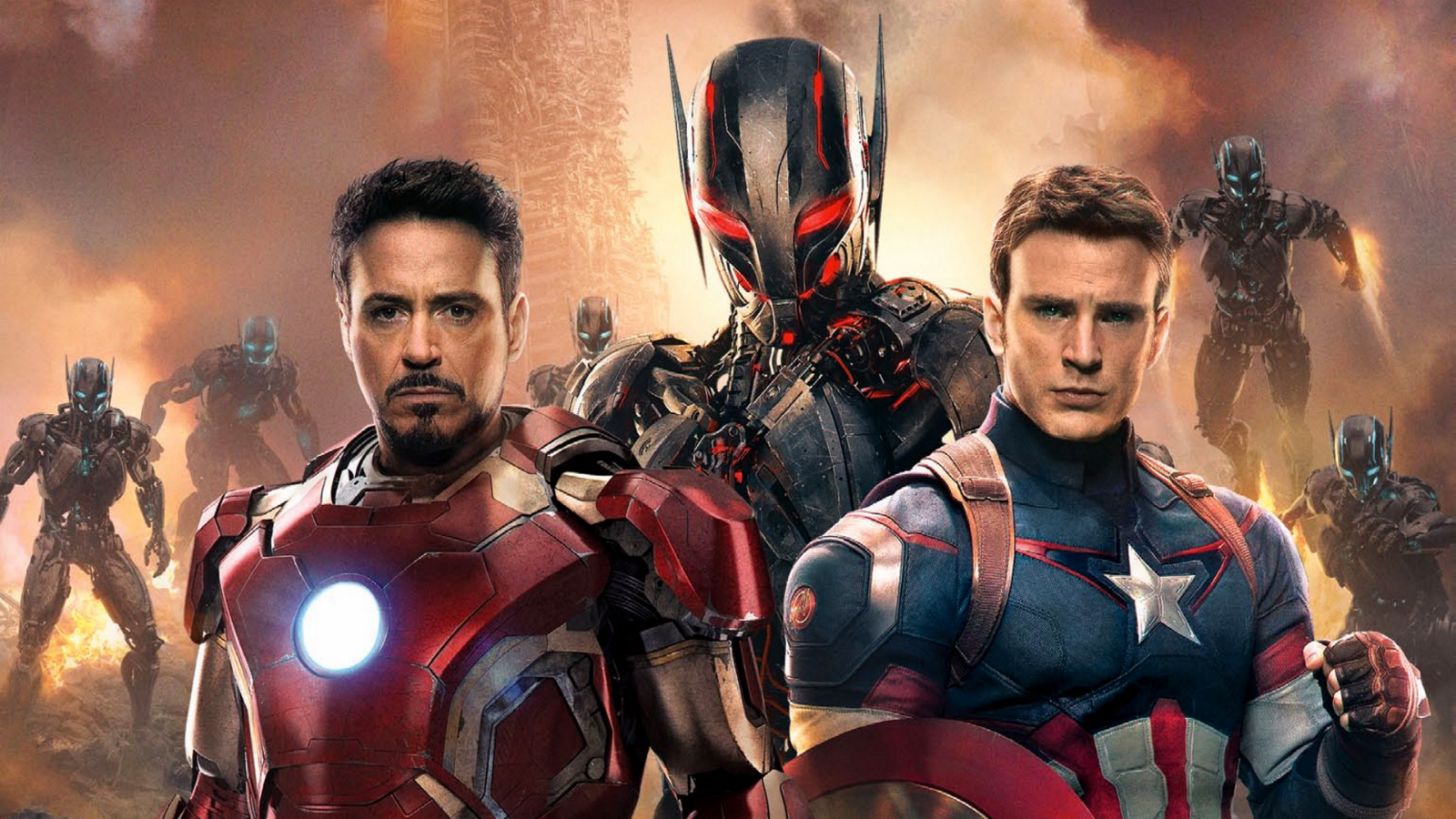 Avenger Age of Ultron Cast Avengers Age of Ultron Makers