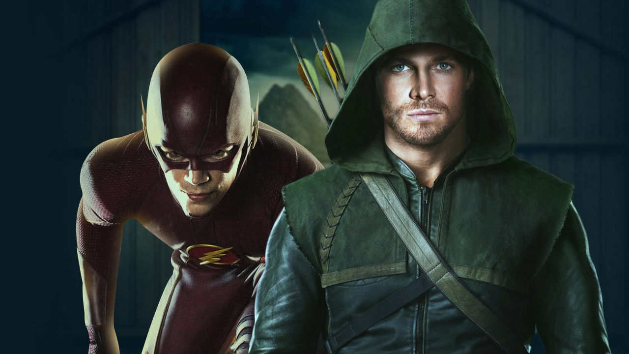 Arrow and The Flash spinoff Arrow