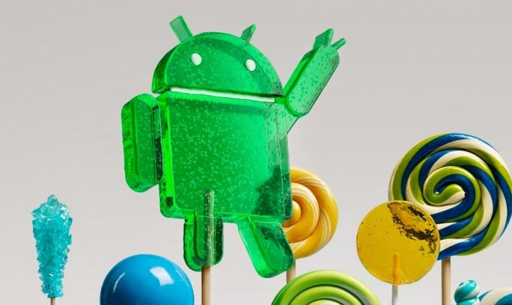 Android 5 0 1 lollipop ota update is available for android wear