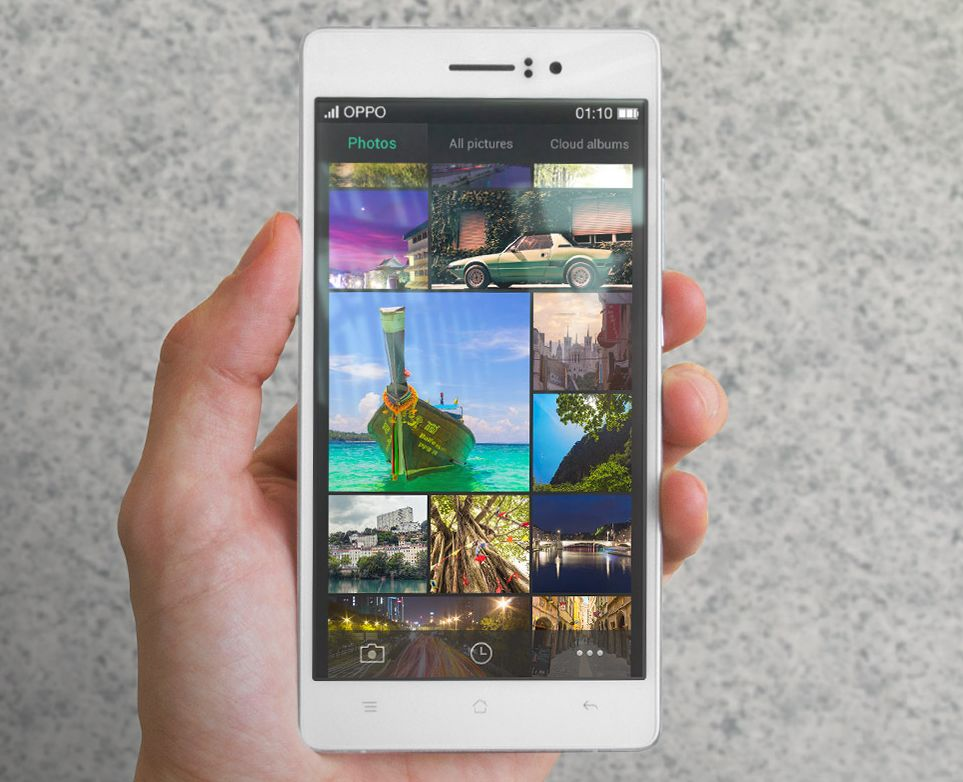 Oppo R5 Takes World's Thinnest Smartphone Crown from UK's ...