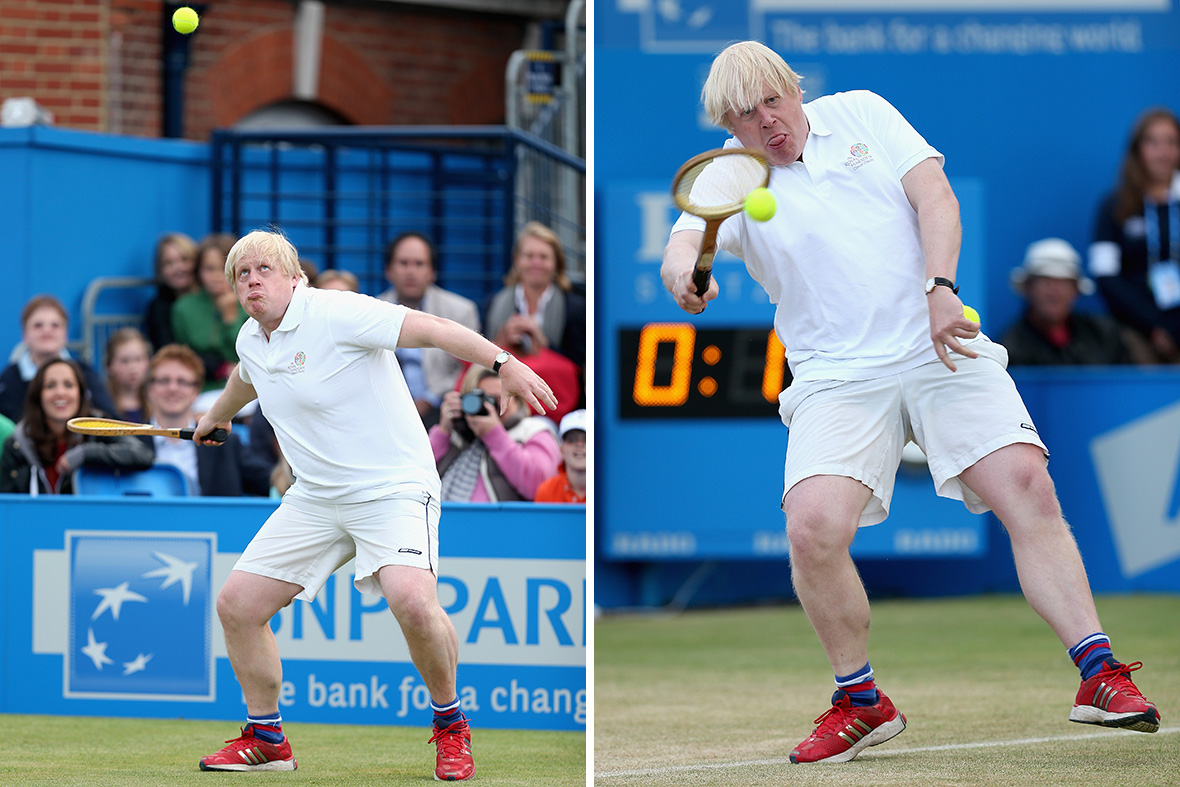 The Best of Boris: Some of the Funniest Photos of London ...