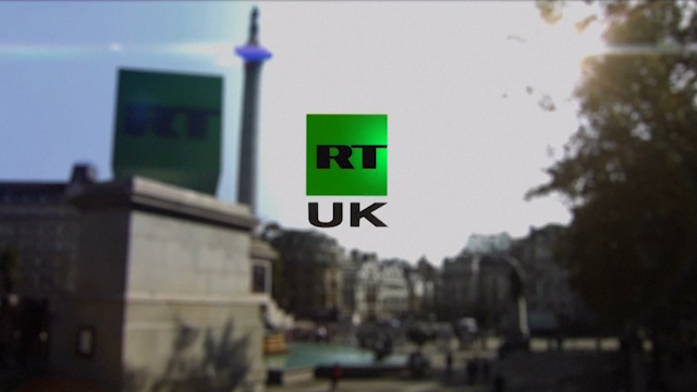 Russia Today Launches UK News Channel