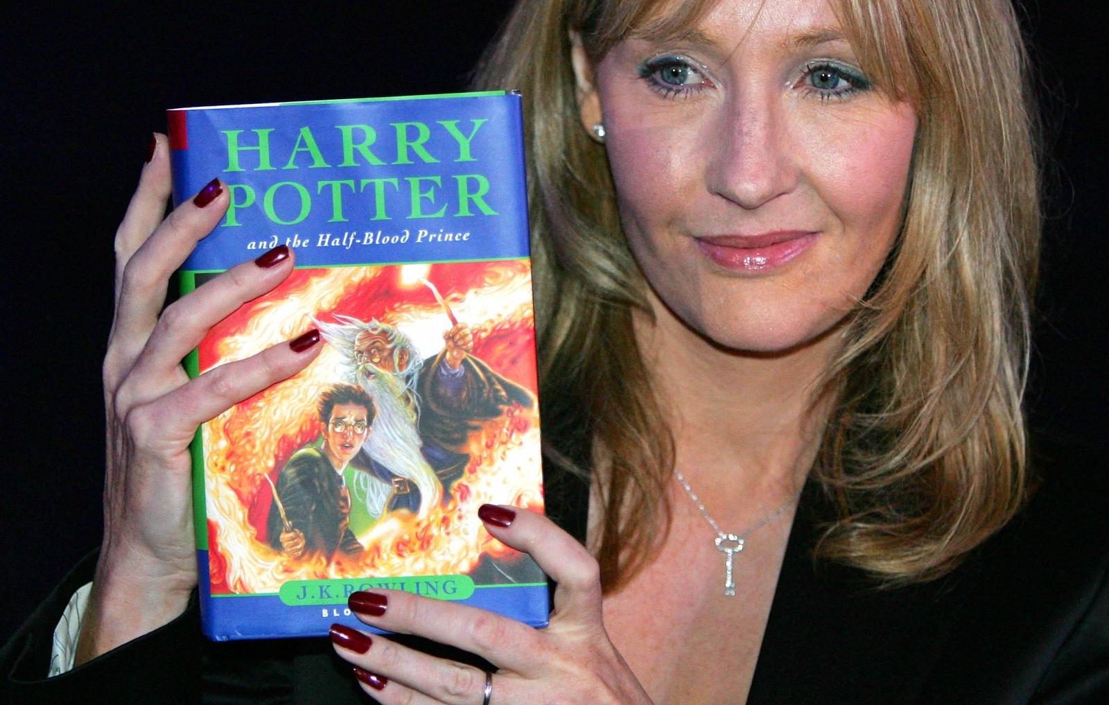 J.K. Rowling Writing Style