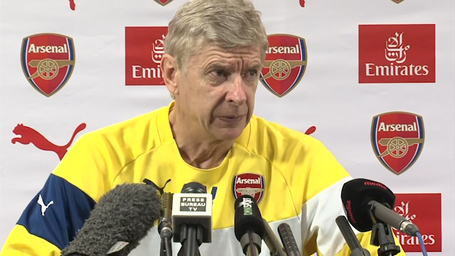Wenger: Giroud is Three Weeks Ahead of Schedule