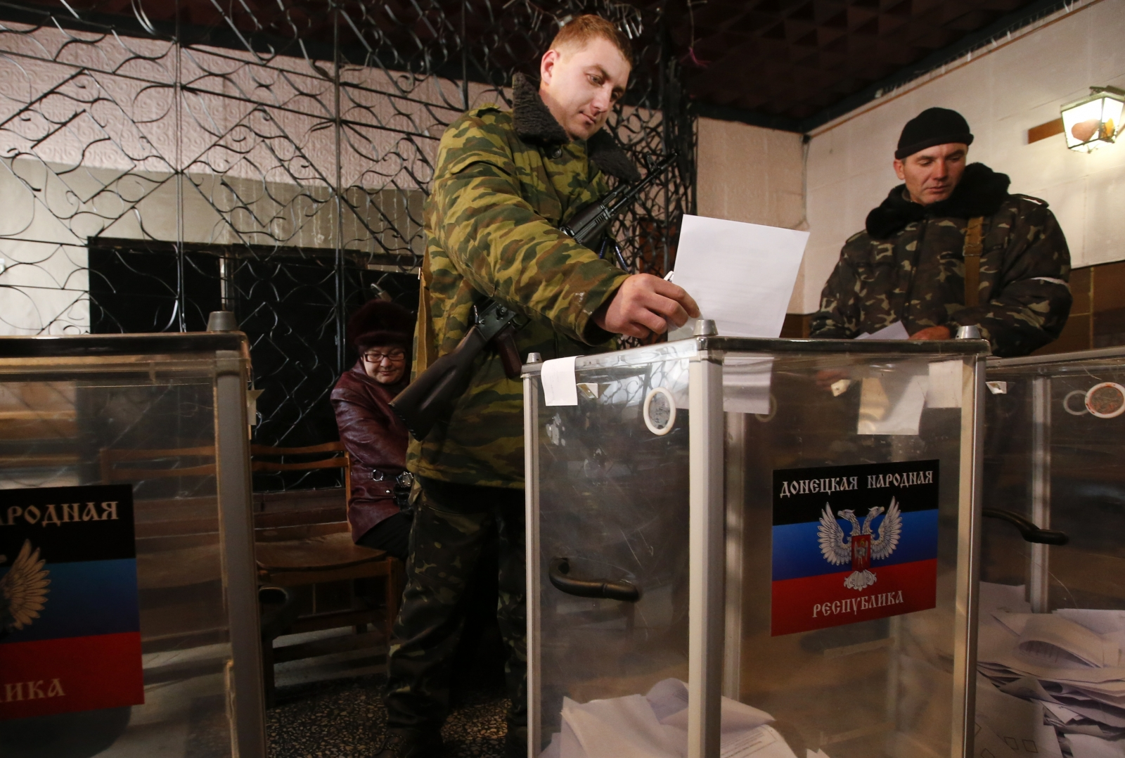Eastern Ukraine Crisis: 'Donetsk People's Republic Voted for Independence and Prosperity' Claims Rebel Election Winner Zakharchenko