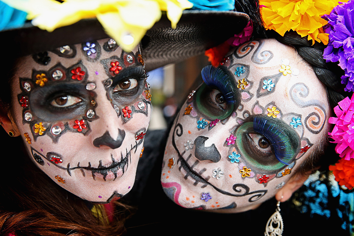Photo Report: Day of the Dead in Mexico and All Saints and All ...