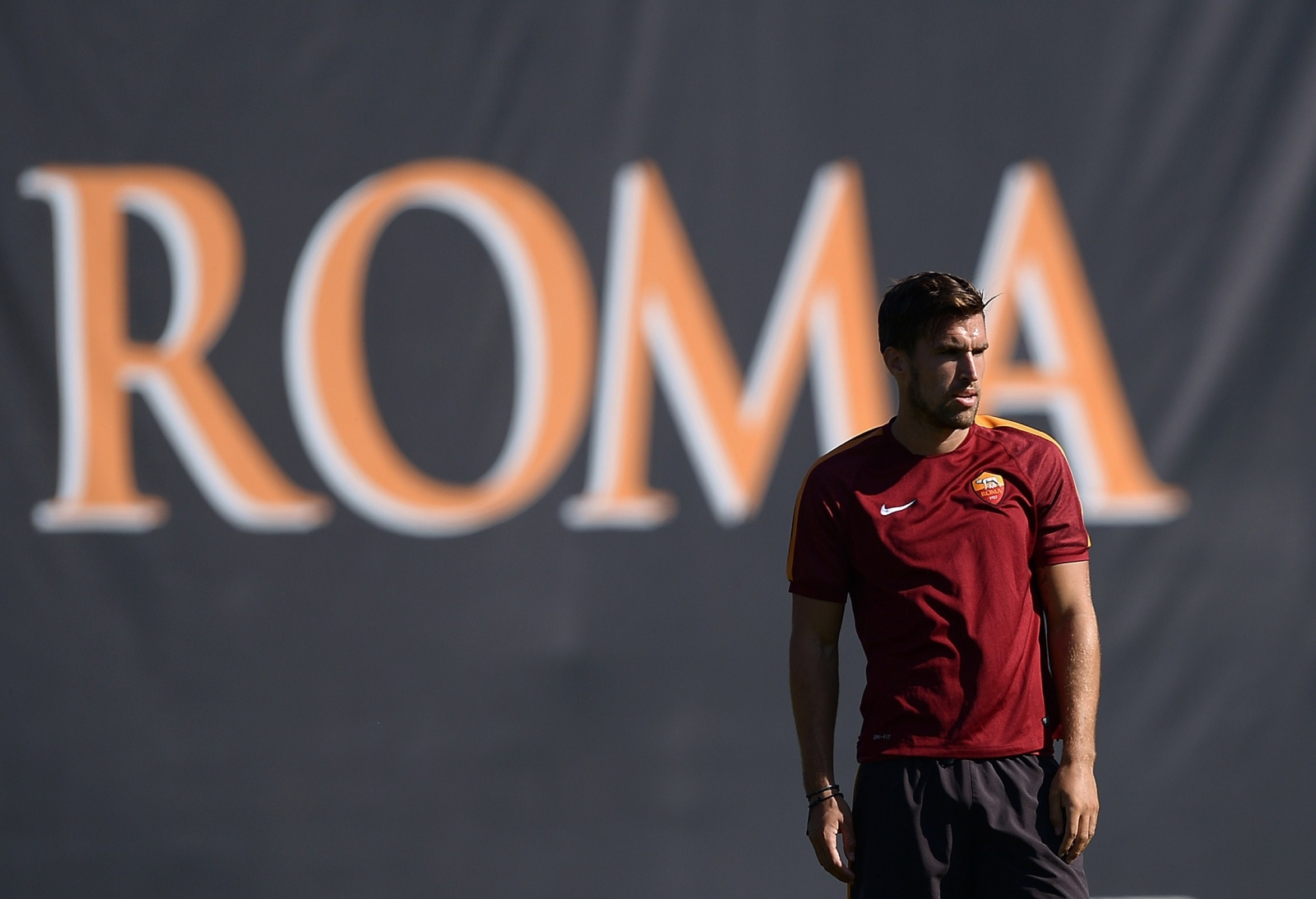 Manchester United Prospect Kevin Strootman Not Thinking About