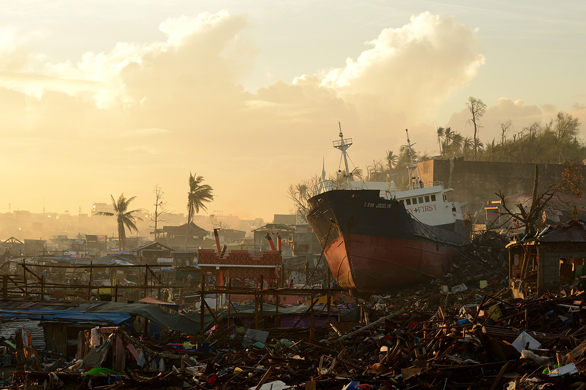 Typhoon Haiyan Anniversary 40 Powerful Photos Of The Storm That Devastated The Philippines
