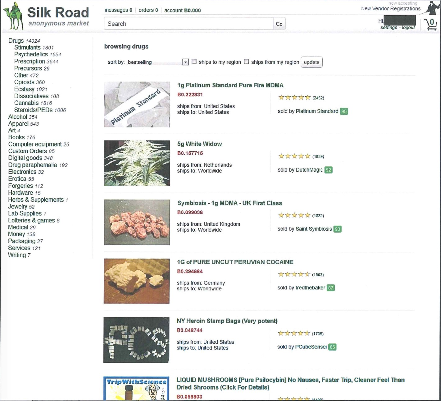 silk road 2 0 website