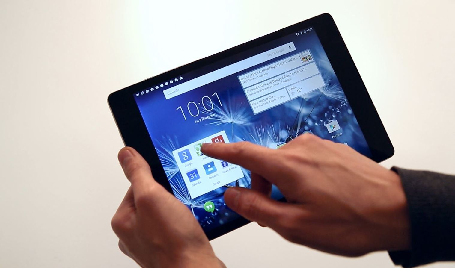 Google Nexus 9 Review - Meet The First Android 5 Tablet