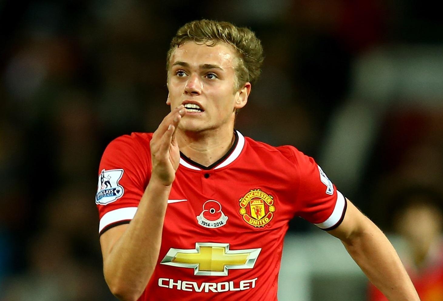 Manchester United star...