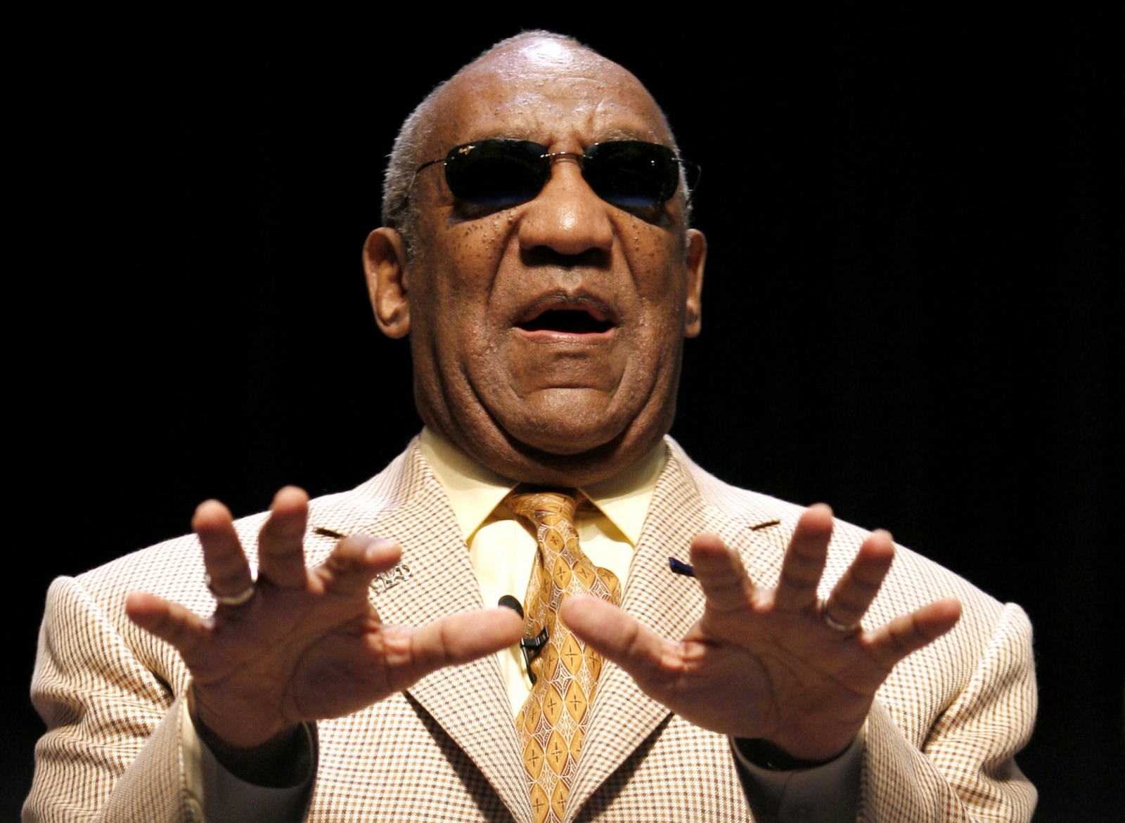 actor-comedian-author-bill-cosby-centre-