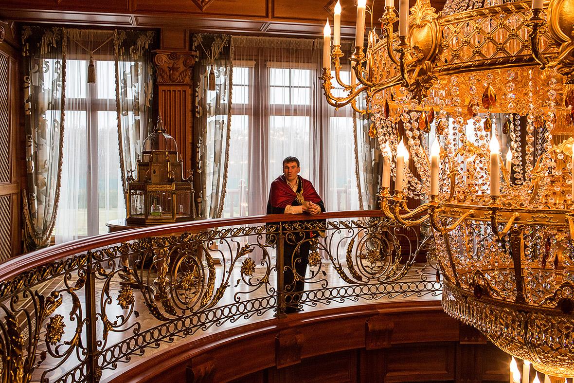 Фото | Дом Януковича в Межигорье