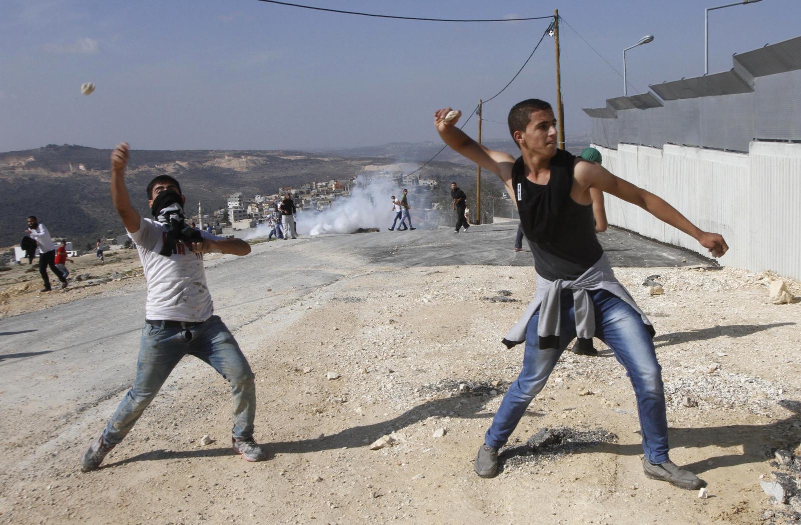 Jerusalem synagogue attack aftermath