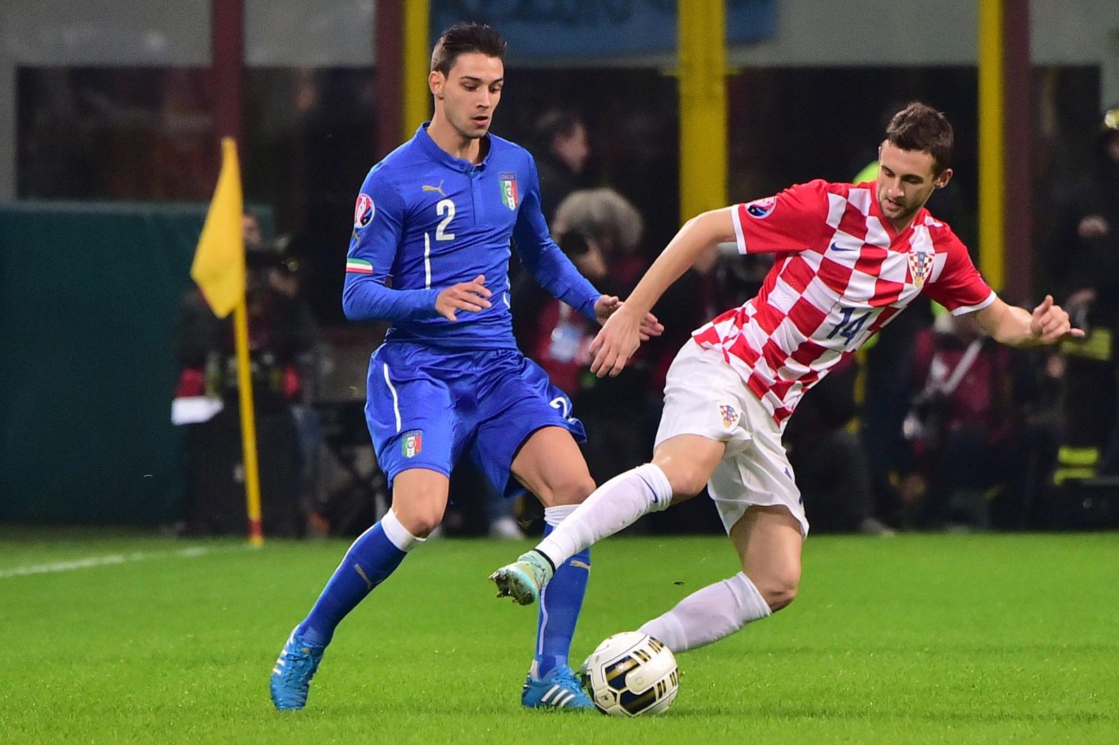 Un grande de la Liga peleará con Inter, Milán y Dortmund para fichar a Brozovic