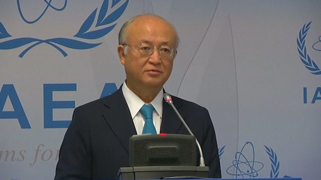 IAEA: Iran Still Stalling as Nuclear Deal Deadline Looms