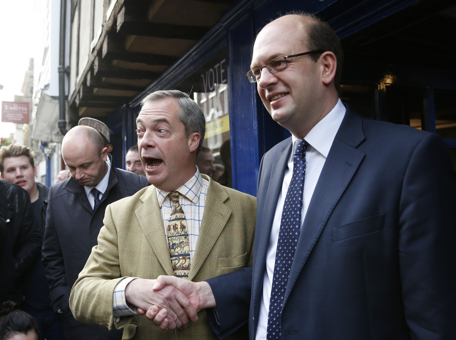 Farage Reckless Ukip