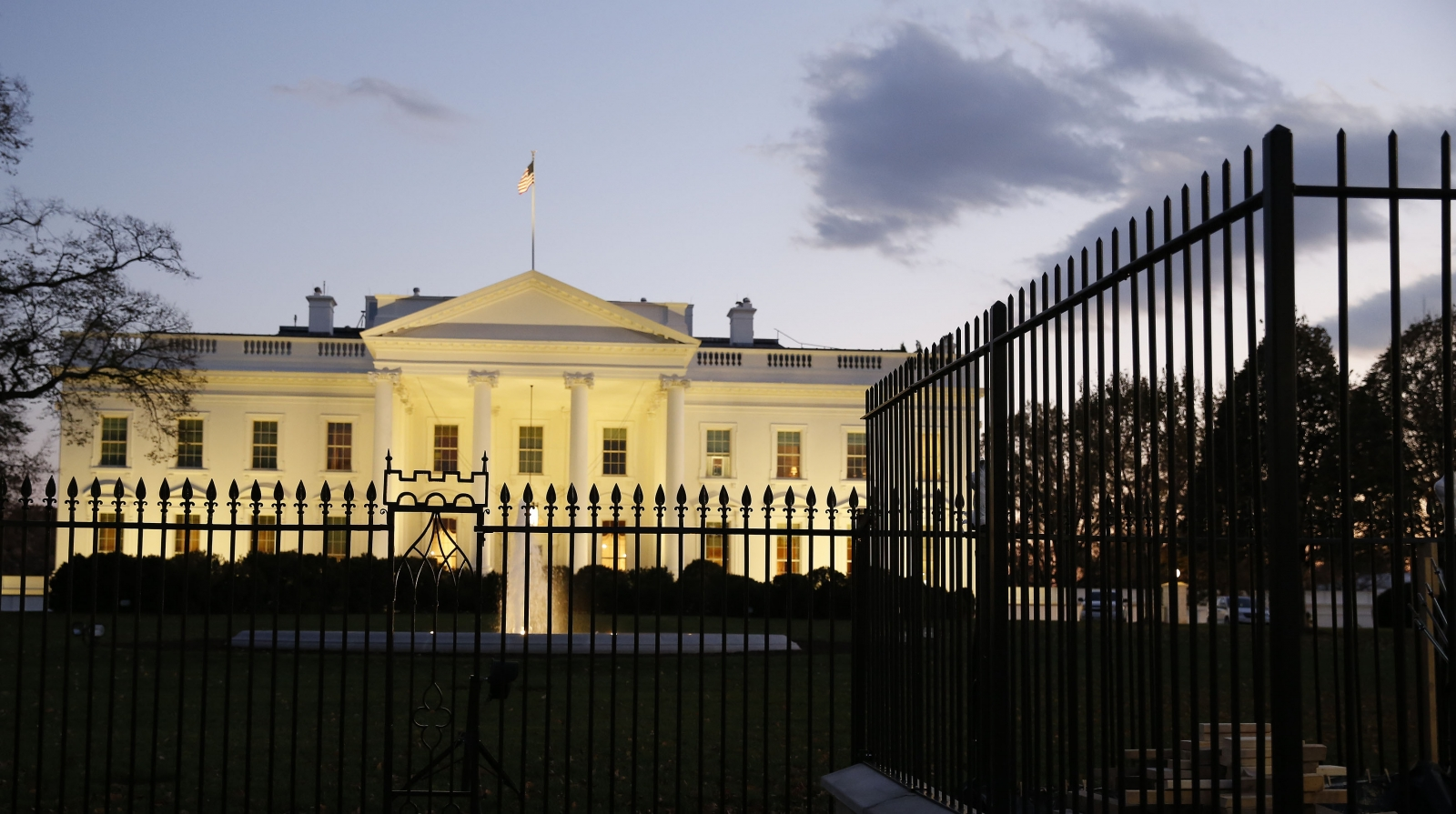 Woman carrying gun arrested outside White House