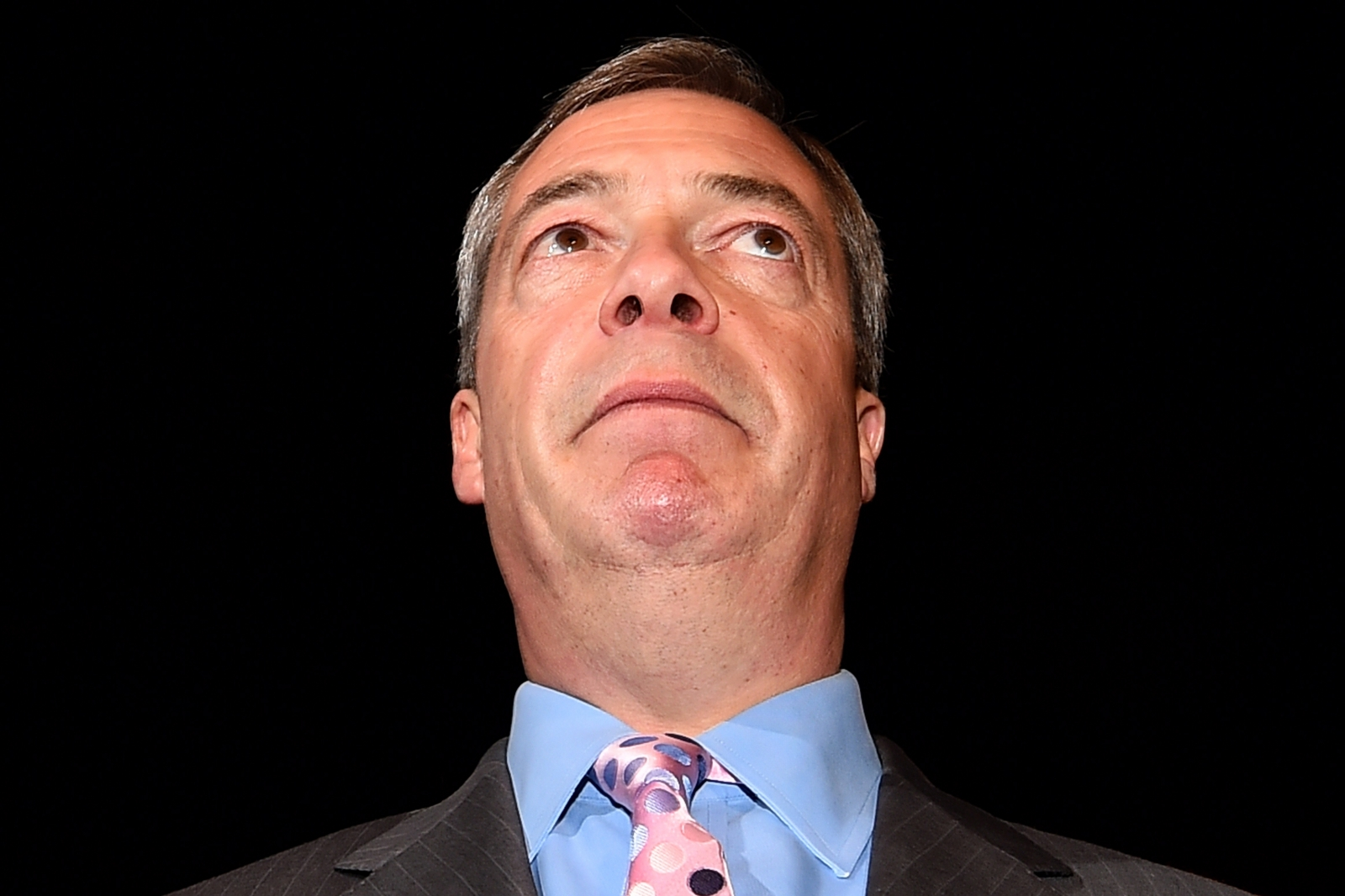 Delusions of grandeur? Nigel Farage rules out forming a coalition with any party, next year