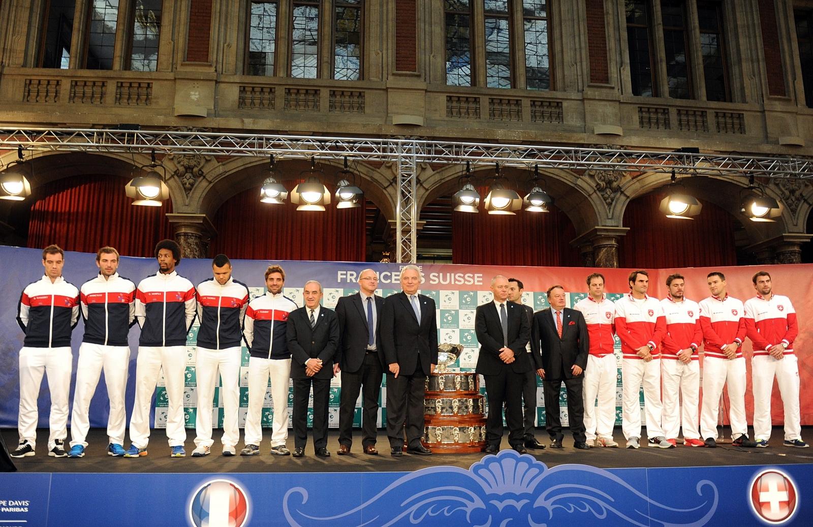 Davis Cup teams