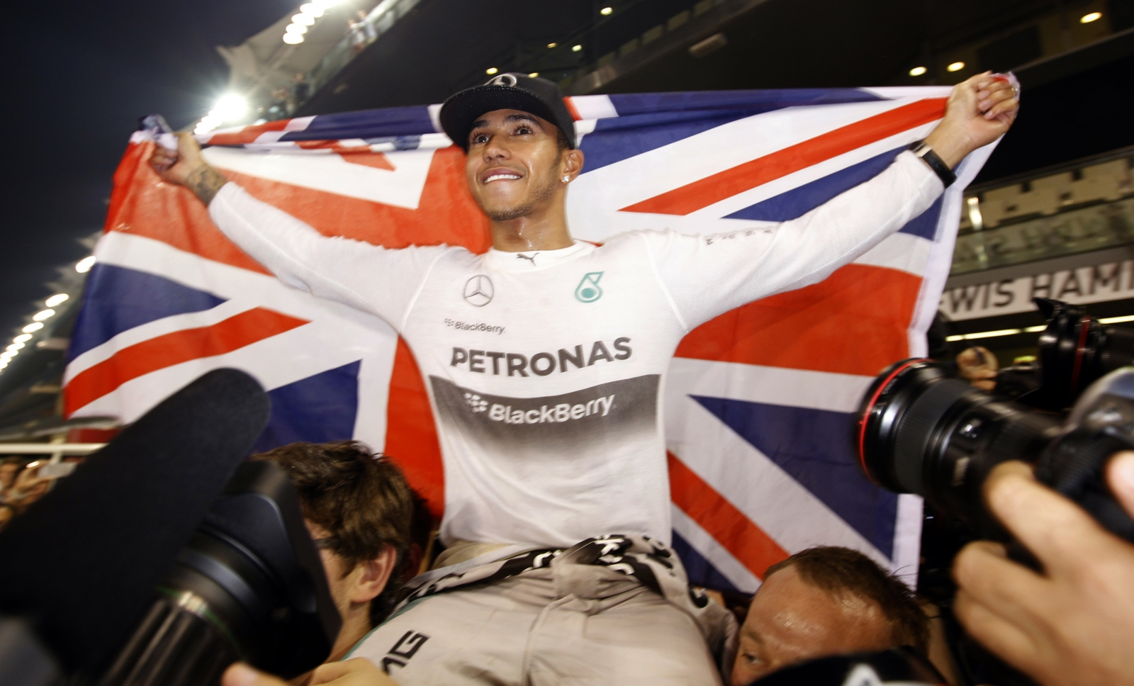 Sport Spotlight: Can Lewis Hamilton Go On to Dominate F1?