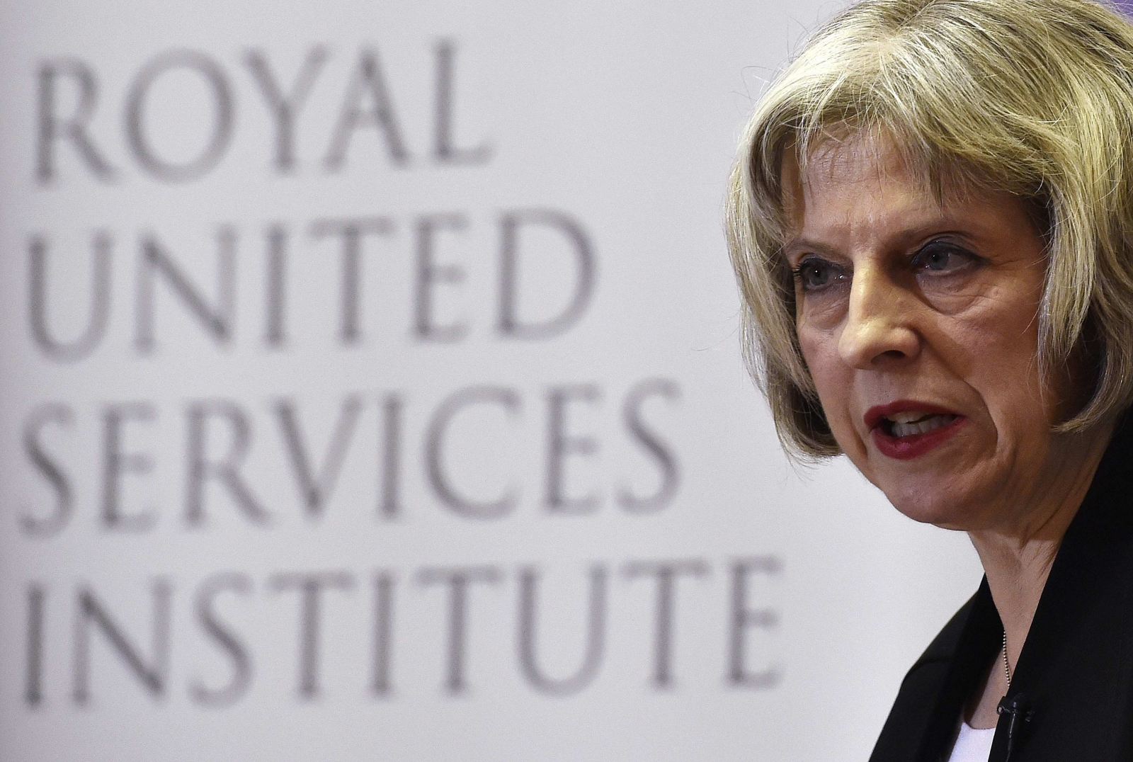 Theresa May: UK Faces Biggest Threat to its Security since 9/11