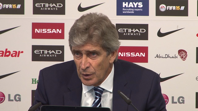 Pellegrini: City can't rely on Yaya for Goals