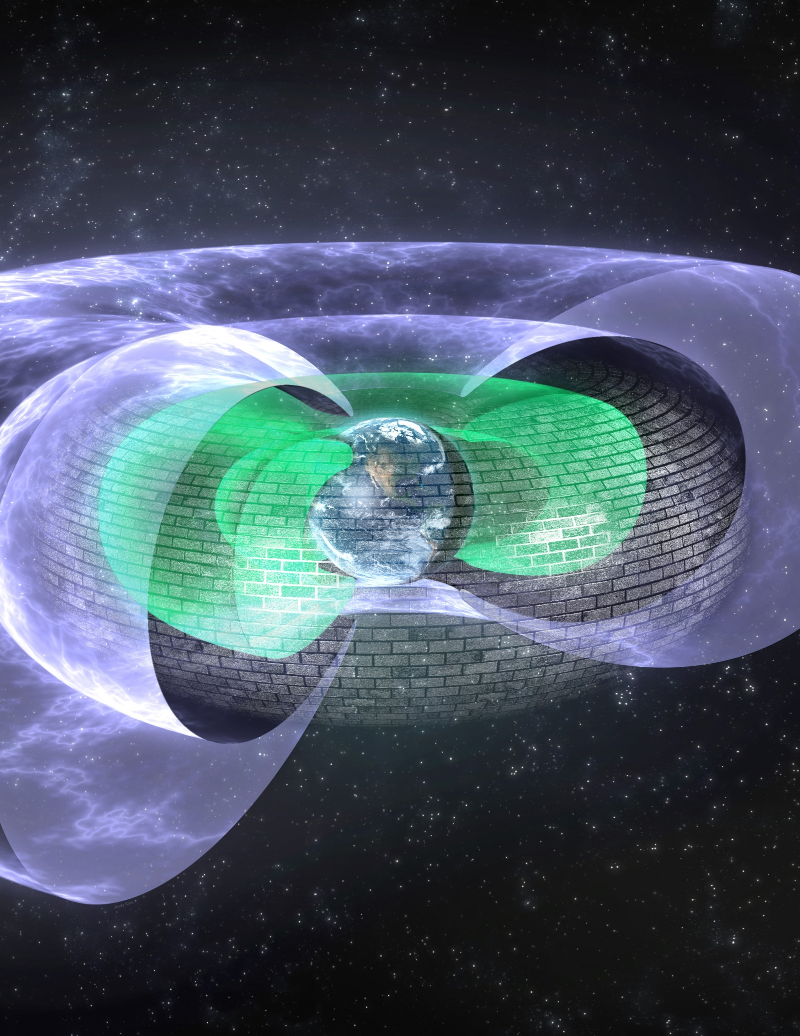 star trek force field