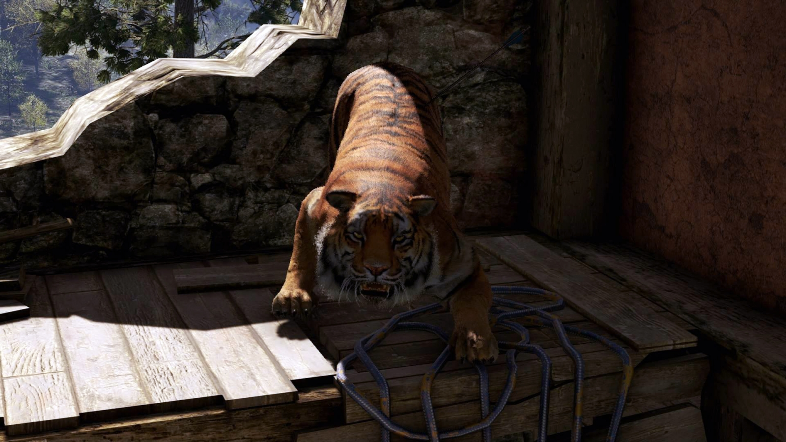 Bengal Tiger Far Cry 4 Far Cry 4 This Bengal