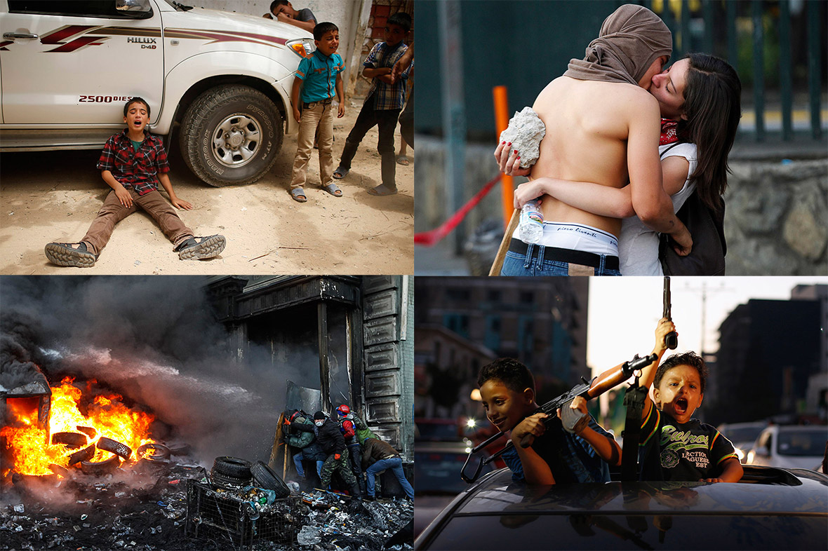 Pictures of the year 2014