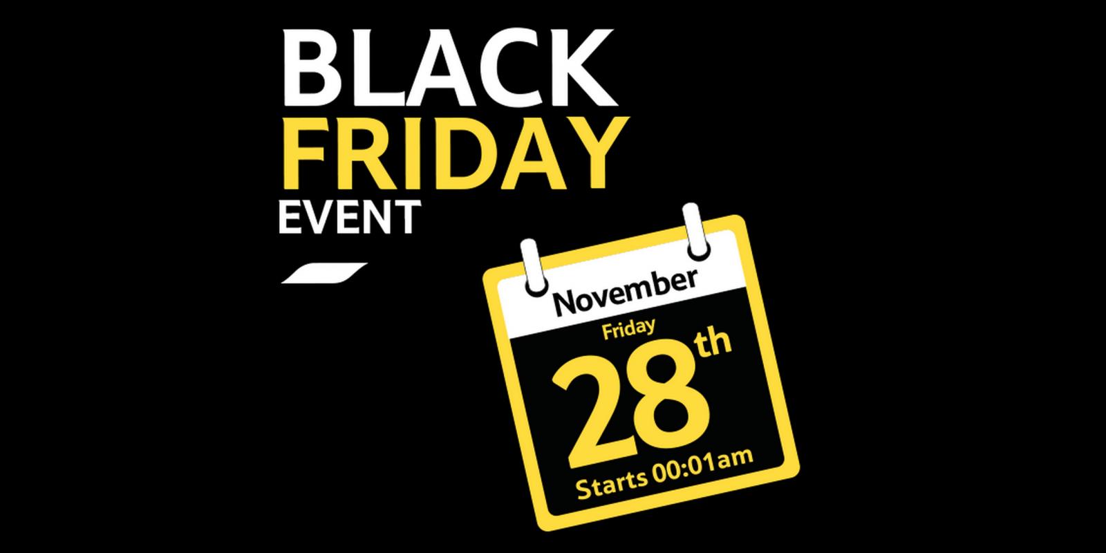Tesco Black Friday Deals - TVs, Games Consoles, Coffee Machines