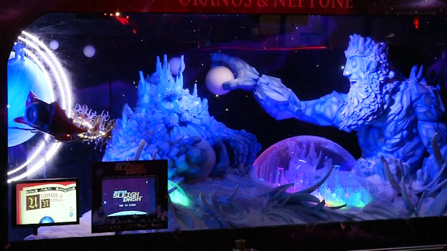 Behind the Scenes as Macy's Prepares to Unveil their Holiday Windows