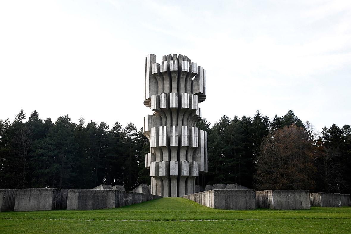 Kozara Monument Abandoned and Forgotte...