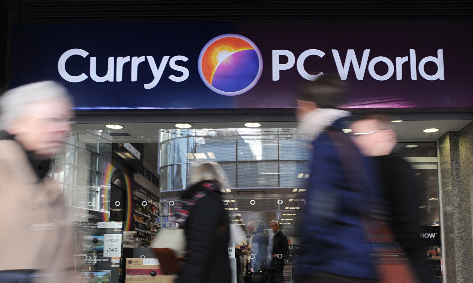 Currys PC World Website Buckles over Black Friday Deals: Cheap TV ...
